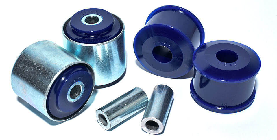 SuperPro Polyurethane Suspension Bushes