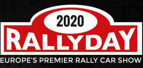 Rally Day 2018 logo