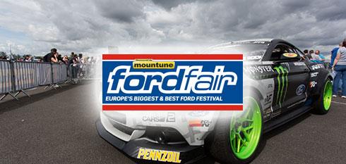Ford Fair 2018 logo