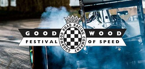 Goodwood Festival of Speed 2018 logo
