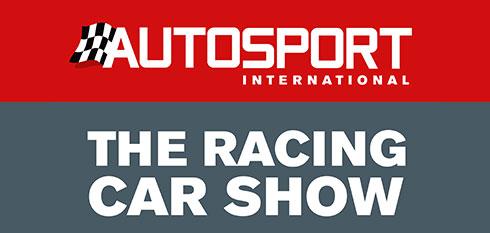 Autosport International 2019 logo