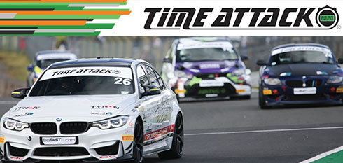 Time Attack and Modified Live Show logo